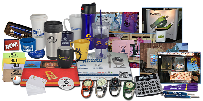 Medford & Grants Pass, Oregon promotional products - imprinted mugs, pens, keychains