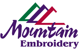 Mountain Embroidery